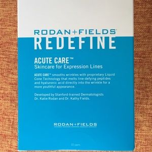 RODAN + FIELDS REDEFINE ACUTE CARE SKINCARE